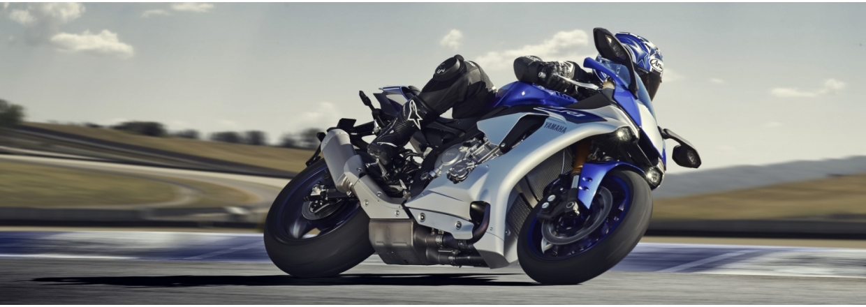 YZF-R1 - Born for the track