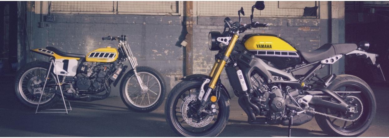 Yamaha XSR900 - Born to Rule!