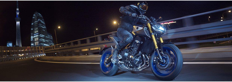 Yamaha MT-09SP - kr. 131.990,-
