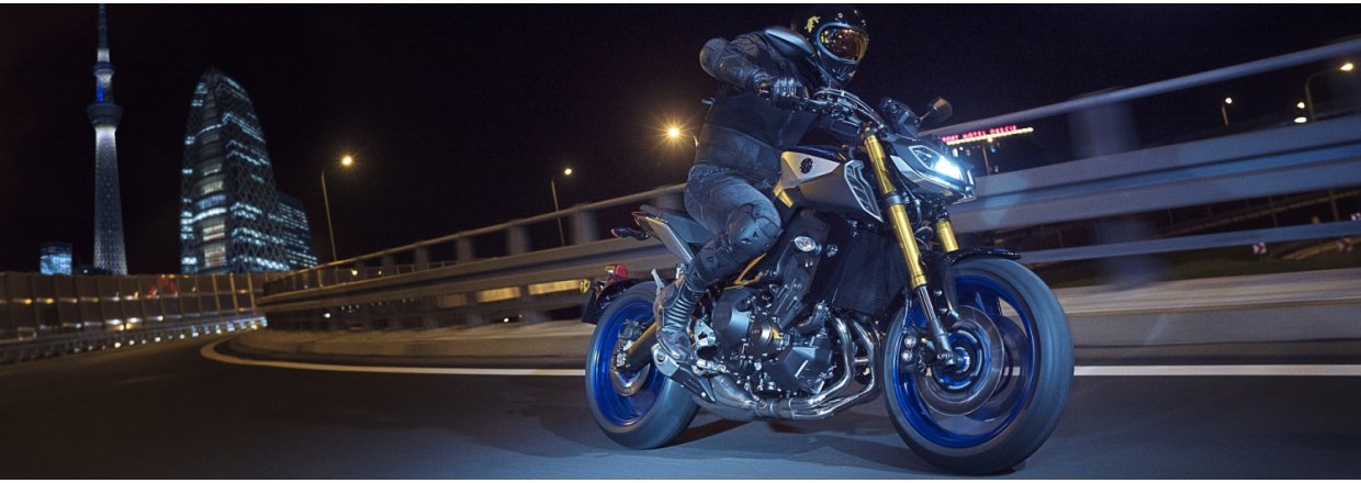 Challenge the Darkness - Yamaha MT-09SP