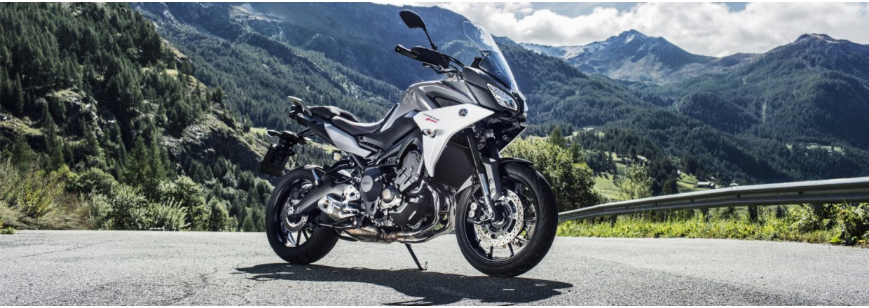 Turn up your emotion - Yamaha Tracer 900 ABS
