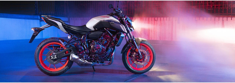 Yamaha MT-07 - kr. 82.990,-