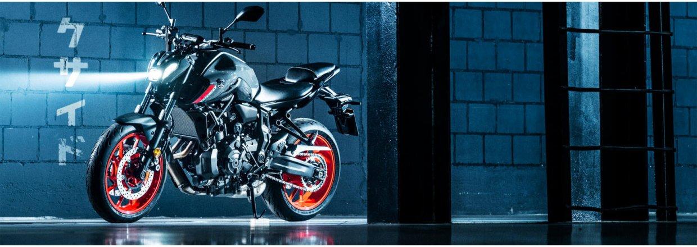 Yamaha MT-07 2021 - kr. 84.990,-