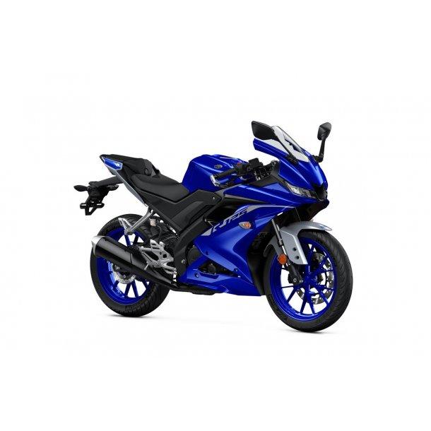 Yamaha YZF-R125 - Icon Blue