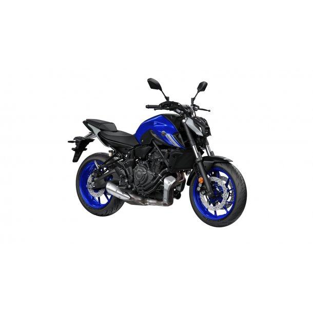 Yamaha MT-07 ABS 2021 - Icon Blue