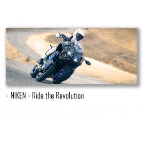 NIKEN - Ride the Revolution